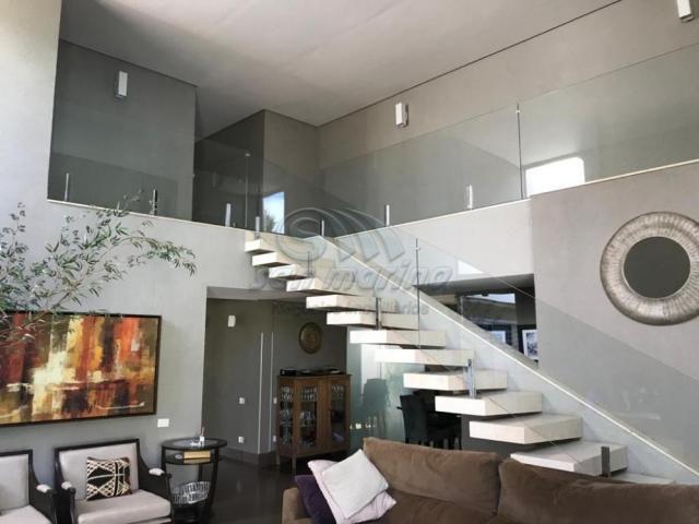 Casa de condomínio à venda com 4 dormitórios em Maria marconato, Jaboticabal cod:V2559 - Foto 2