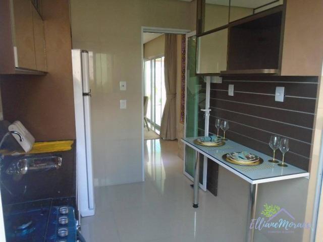 Casa à venda, 137 m² por R$ 480.000,00 - Amador - Eusébio/CE - Foto 13