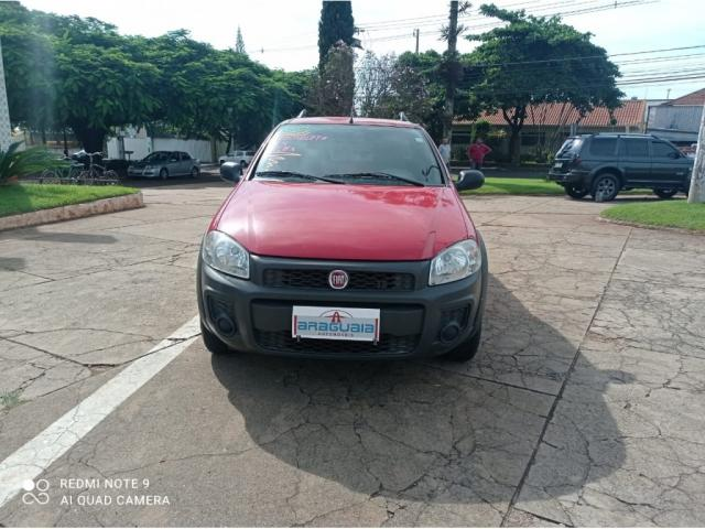 FIAT STRADA WORKING HARD 1.4 FIRE FLEX 8V CS - Foto 2