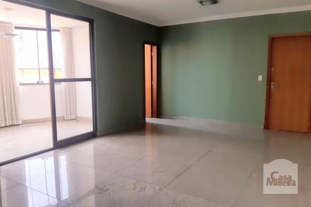 Apartamento à venda com 4 dormitórios em Liberdade, Belo horizonte cod:276365