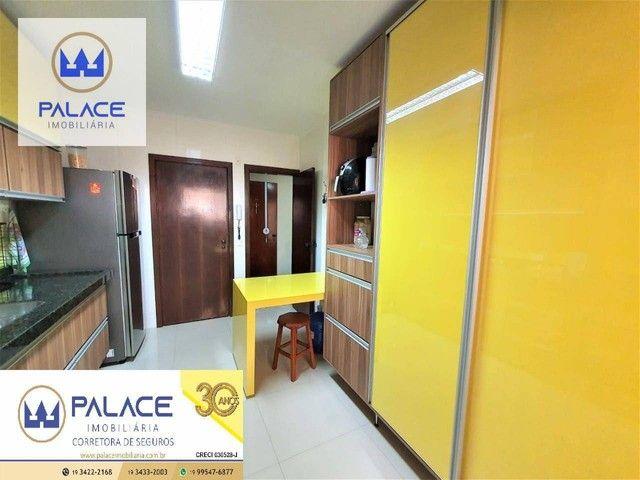 Apartamento com 3 dormitórios à venda, 86 m² por R$ 350.000,00 - Nova América - Piracicaba - Foto 3