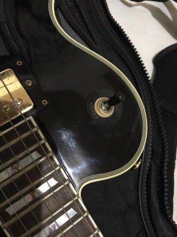 Guitarra Sx Les Paul EE3-BK Preta - Foto 5