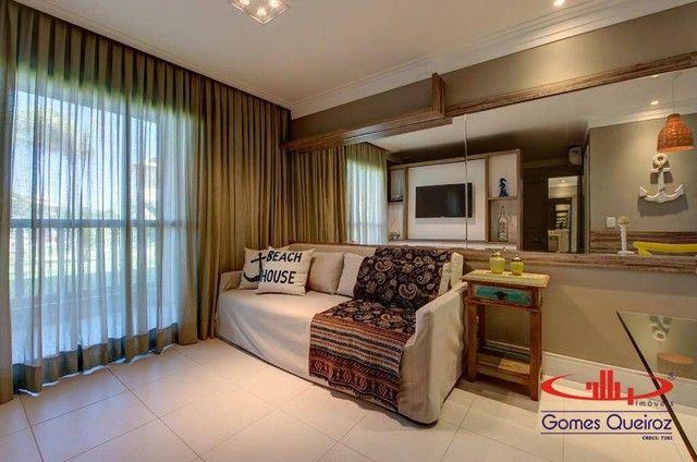 Apartamento todo MOBILIADO com 1 dormitório à venda, 39 m² por R$ 380.000 - Capuan - Cauca - Foto 14