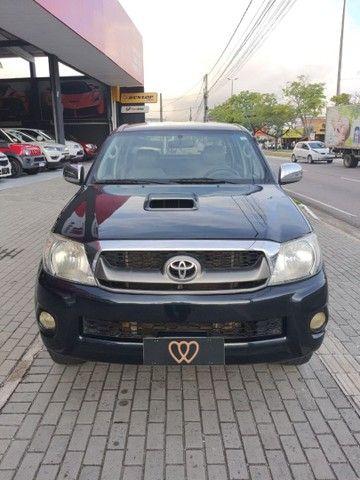 Toyota HILUX SRV 3.0 AT 4x4 - Foto 2
