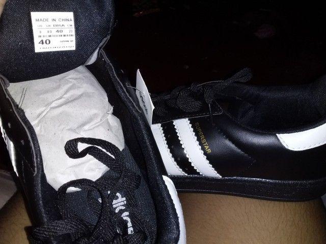 Tênis da Adidas novo, número 40 - Foto 2