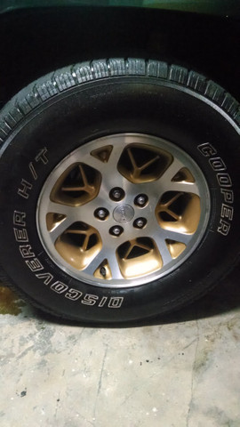 Grand Cherokee 5.2 V8 1992 - Foto 8