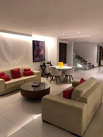 CM - Casa à beira mar em Paiva-PE, 1517m² com 4 suítes em condomínio - Foto 6