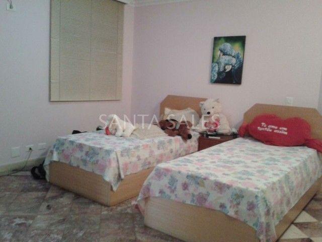 Belíssimo apartamento mobiliado para locação - 4 dormitórios - Saúde - Foto 10