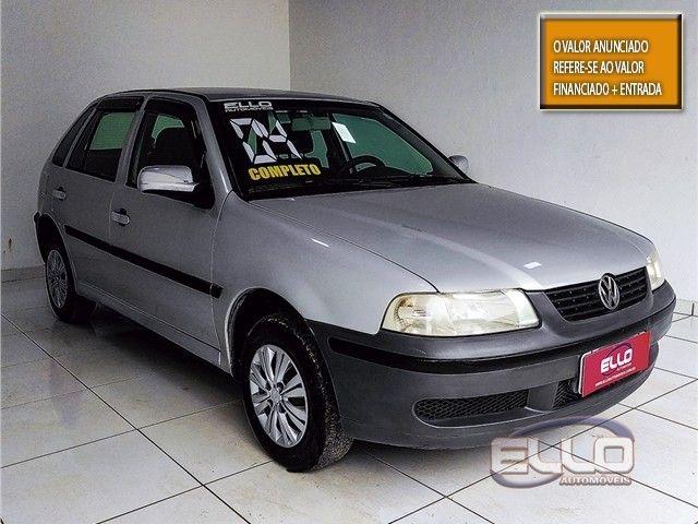 Volkswagen Gol 2004 1.0 mi 8v álcool 4p manual g.iii