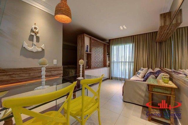 Apartamento todo MOBILIADO com 1 dormitório à venda, 39 m² por R$ 380.000 - Capuan - Cauca - Foto 18