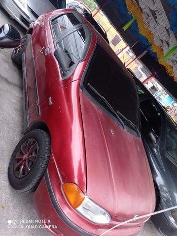 FIAT PALIO EL 1.0 COMPLETO+GNV  3MIL ENTRADA 48x 170,00 - Foto 2