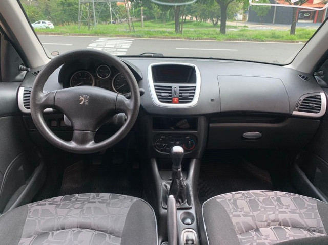 Peugeot 207 XR 1.4 Flex Completo - Foto 2