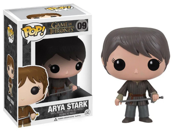 (Novo) Funko Arya Stark Game of Thrones #09