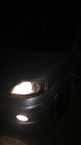Citroen c3 2008 Hatch Prata 1.4 Flex Completo. Leia com Atenção! - Foto 3