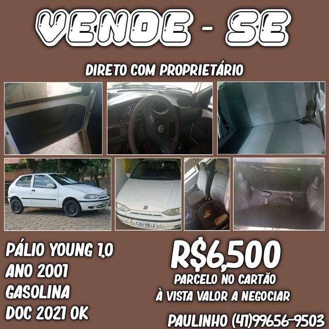 Pálio Young 1.0 - Foto 4