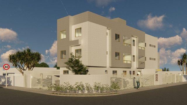 Apartamento no Bancários, 02 quartos com varanda
