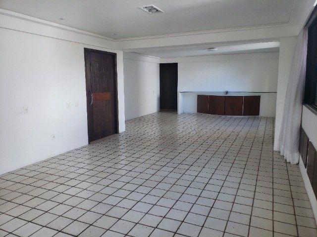 BOUC08 - Apartamento para alugar, 4 quartos, sendo 3 suítes, lazer completo, no Parnamirim - Foto 13