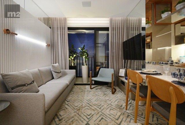 Apartamento à venda com 2 dormitórios em Setor bueno, Goiânia cod:M22AP1176 - Foto 3