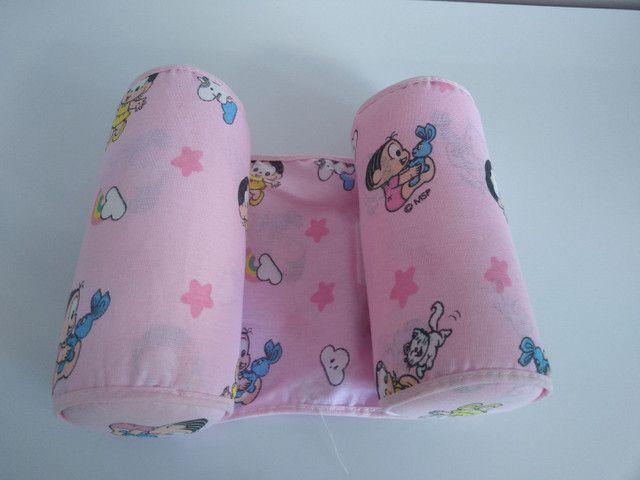 Porta bebê/ segura bebê/ almofada amamentação - Foto 3