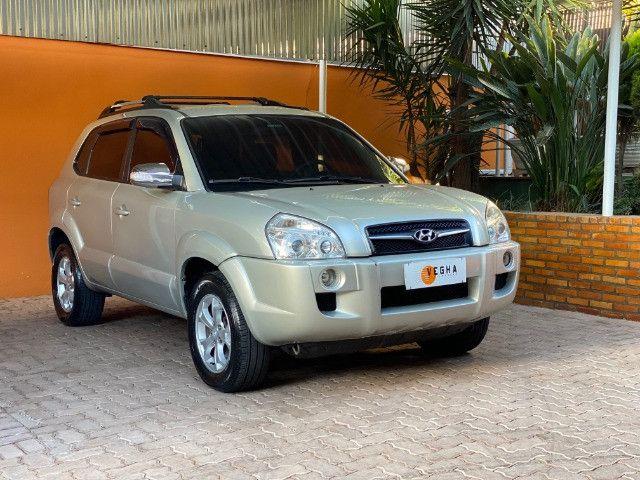 Hyundai Tucson 2.0 Automático Flex 2013 GLS - Versão Top de linha, financiamos! - Foto 3