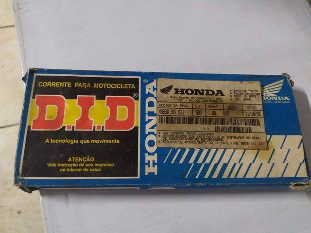 Corrente Honda ML e peças Originais Honda - Foto 2