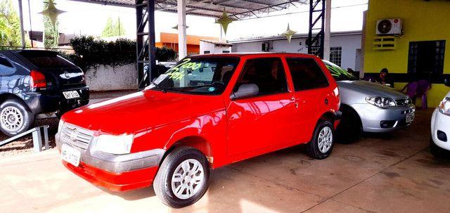 Uno Mille 2012 é na LUIZA automóveis  - Foto 4