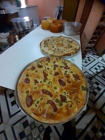 Pizzas G 8 pedaços 25 reais - Foto 2