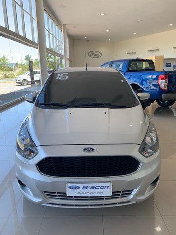 Ford Ka 1.0 SEL c/ GNV - 2016 - Foto 2