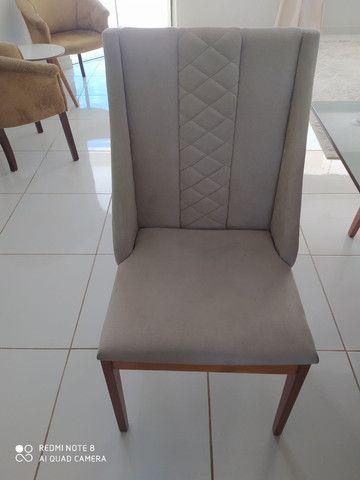 Cadeiras para mesa de jantar estilo poltornas - Foto 2