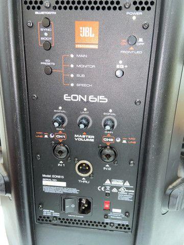 JBL Éon 615- 1000w RMS - Foto 5