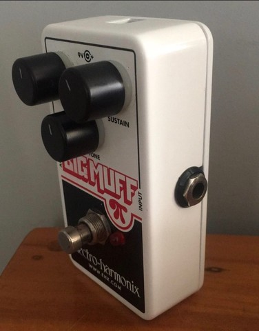 Big Muff - pedal de guitarra - Electro Harmonix  - Foto 2