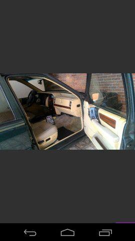Grand Cherokee 5.2 V8 1992