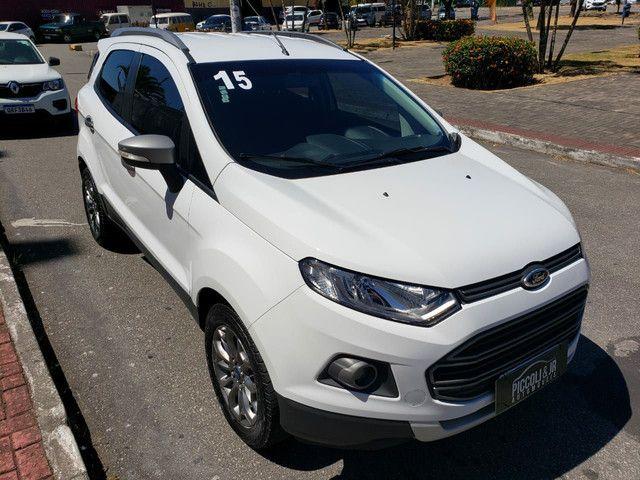 Ford Ecosport 1.6 Freestyle , 35.000km apenas , impecavel - Foto 17