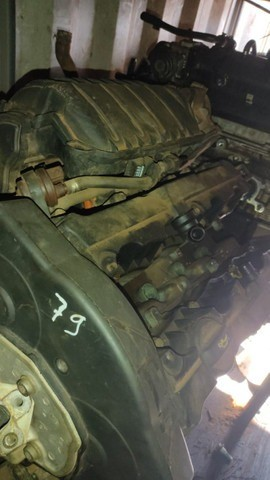 Motor Chevrolet Corsa 1.6 16V Revisado
