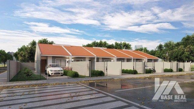 Casa com 2 dormitórios à venda, 50 m² - Boa Vista - Ponta Grossa/PR - Foto 4