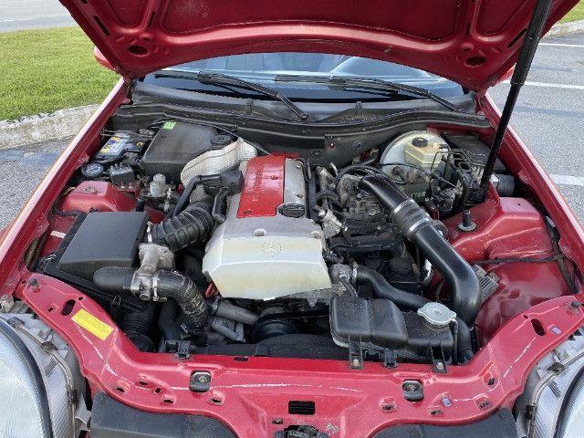 Mercedes SLK 230 - mecânica- vermelha - 1996/1997 - Foto 10