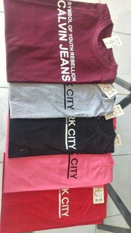 Camisas diversas marcas. - Foto 4