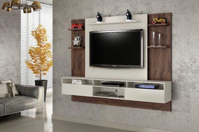 Home Suspenso P/ TV ate  60? com LED !!!