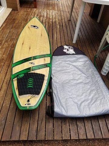Prancha Surf Funboard - Foto 2