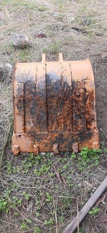 Concha de Retroescavadeira CASE 700