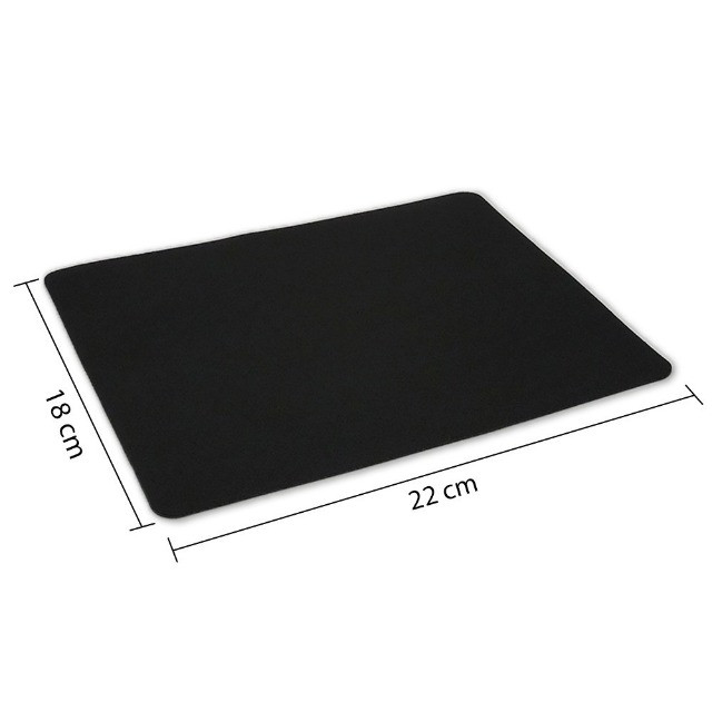Mouse pad pequeno gamer 18*20cm Ecens - Foto 3