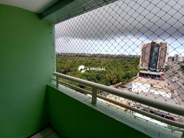 Apartamento para aluguel, 3 quartos, 1 suíte, 2 vagas, Cocó - Fortaleza/CE - Foto 8