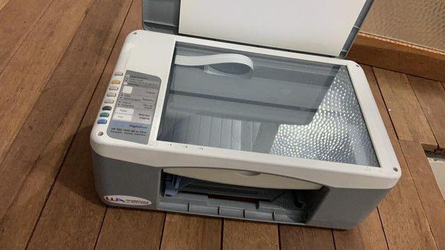 Impressora HP com scanner  - Foto 3