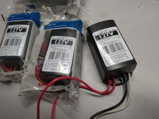 Transformador 12 volts,reator. - Foto 5