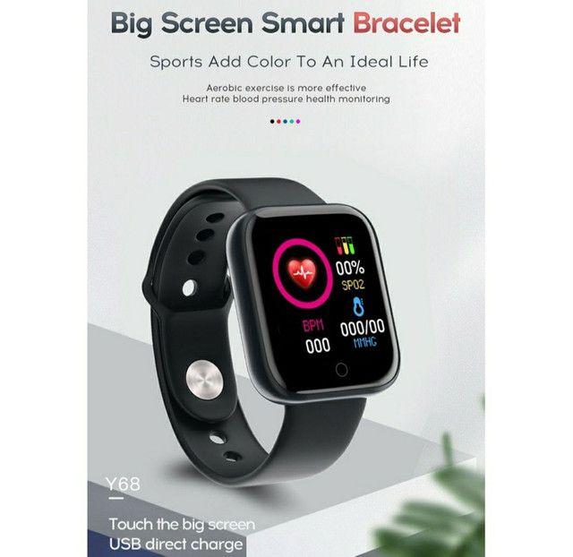 Smartwatch D20 Melhor preço - Foto 5