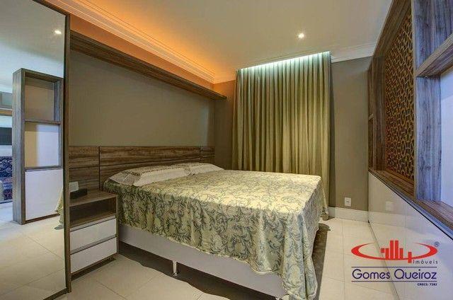 Apartamento todo MOBILIADO com 1 dormitório à venda, 39 m² por R$ 380.000 - Capuan - Cauca - Foto 9