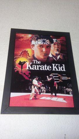 Quadros Karate Kid e Cobra Kai - Foto 5