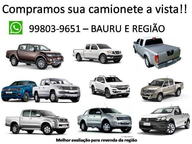 compro camionete bauru e região - 2013