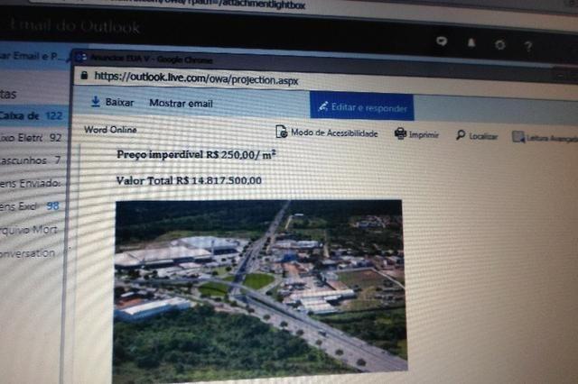 Excelente área comercial Trevo Tijucal Cuiabá - MT - Foto 6