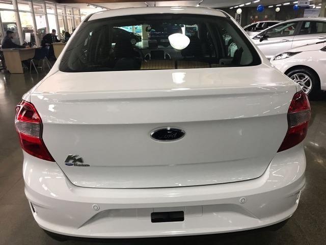 Novo Ford Ka Sedan Se 1.0 - 85cv Manual 2021 - 0Km - Polyanne * - Foto 7